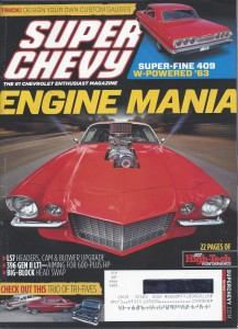 May 2015 Super Chevy Z28 SC
